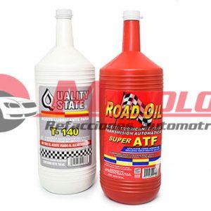 Aceites y lubricantes